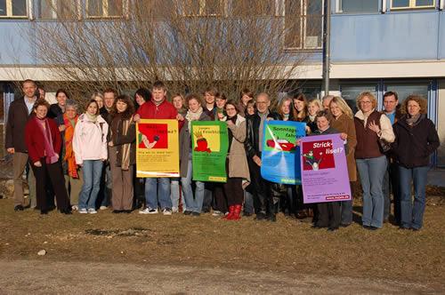 Abschlusspräsentation in Ulm